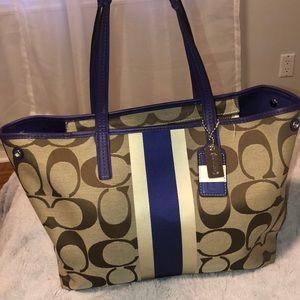 Coach bag negotiable